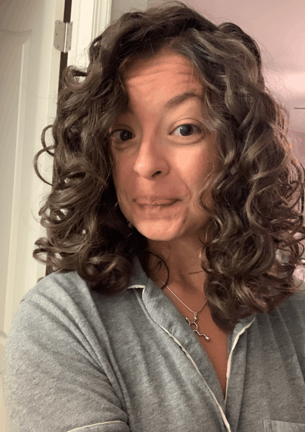 Curly Chronicles – How One Of Alexandra's Worst Personal Experiences Led To Her Curly Hair Journey