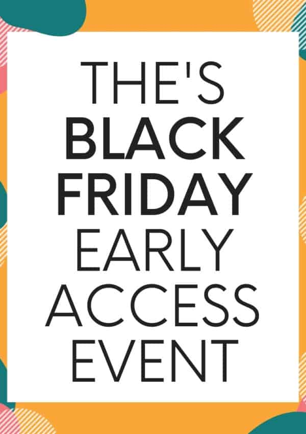 2020 The Holistic Enchilada's Black Friday Early Access Event