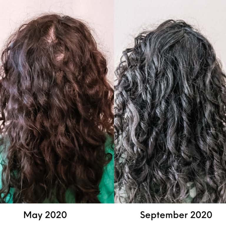 Hair Loss and the Curly Girl Method