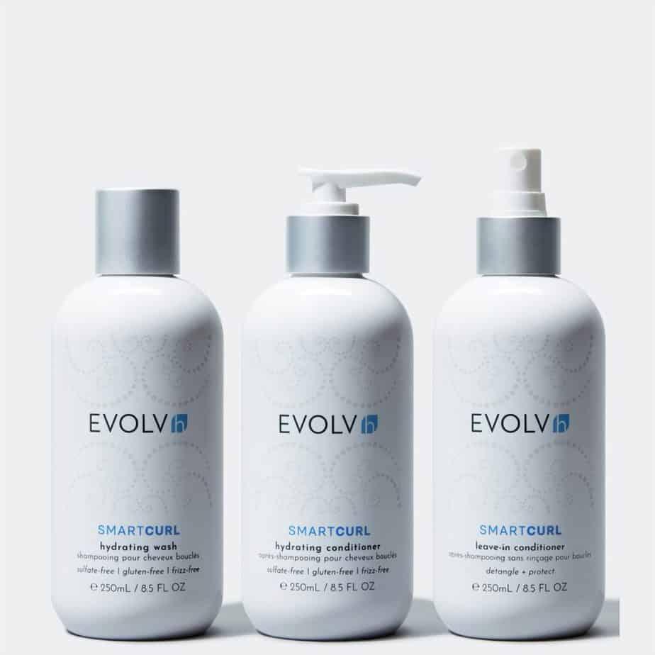EVOLVh Healthy Curls Trio
