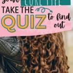 curl type quiz
