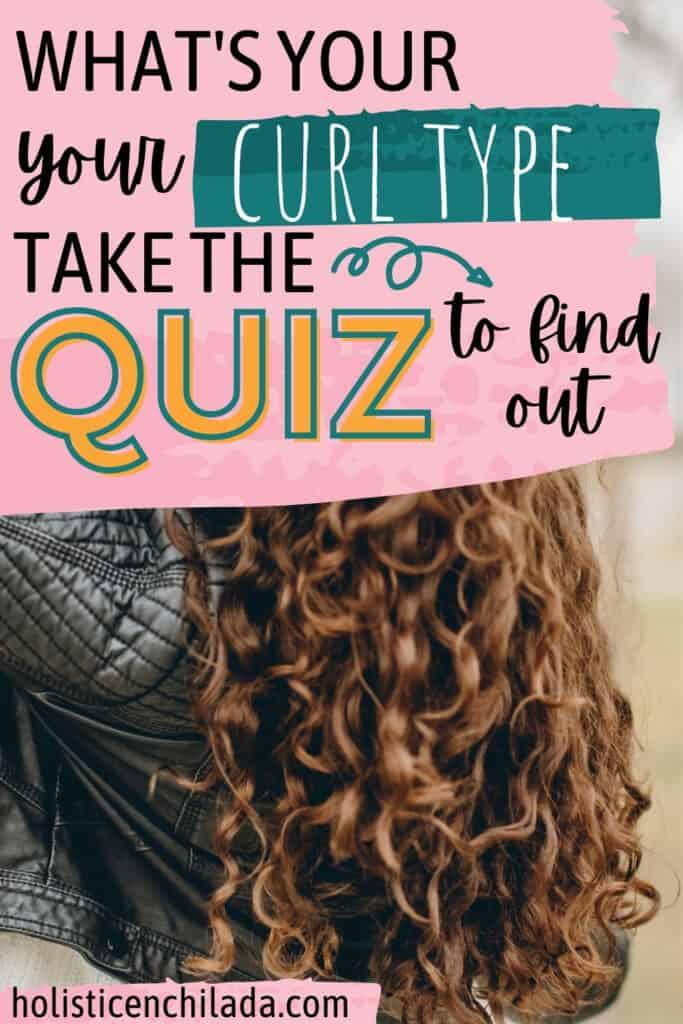 curl type quiz pin image