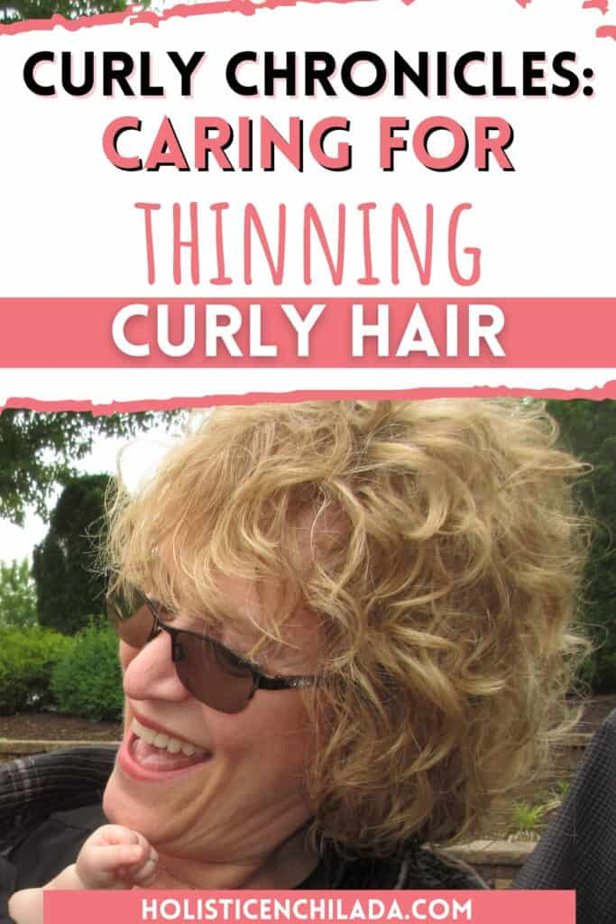 curly chronicles: caring for thinning curly hair